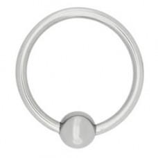 Acorn Stainless Steel Penis Ring 30mm