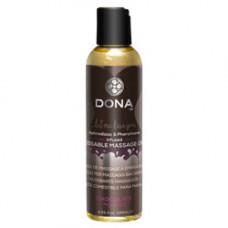 DONA Kissable Massage Oil Chocolate Mousse 110ml