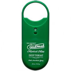 Good Head Deep Throat To Go Oral Anesthetic Spray Mint