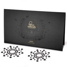 Bijoux Indiscrets Mimi Nipple Jewels Black
