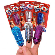 Screaming O FingOs Vibrating Finger Massager