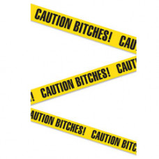 Caution Bitches 20 Foot Banner