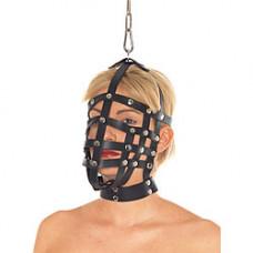 Leather Muzzle Mask